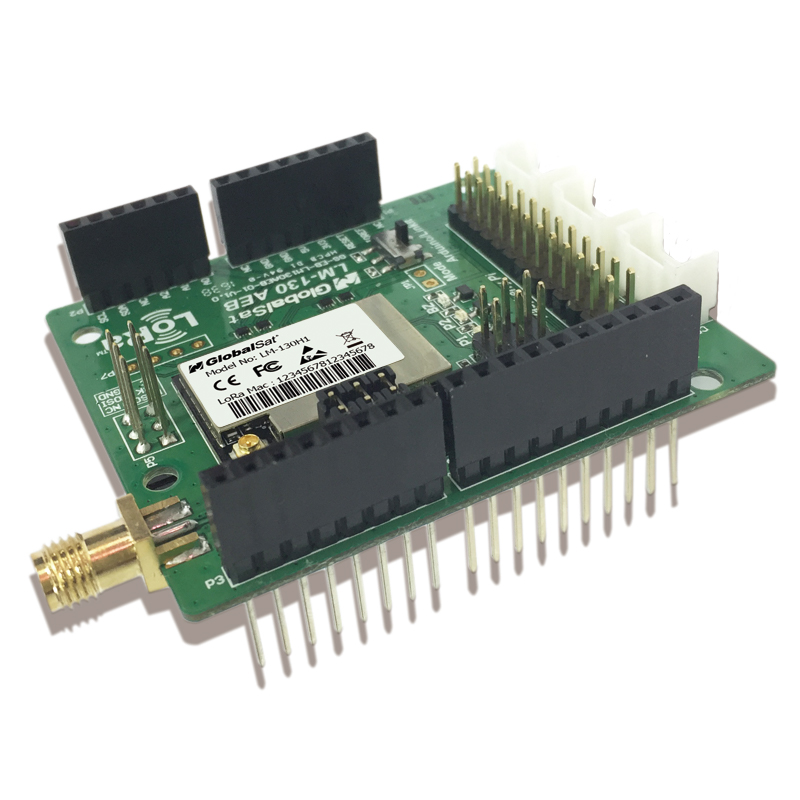 Arduino Shield Evaluation Board for LoRa® Technology, LM
