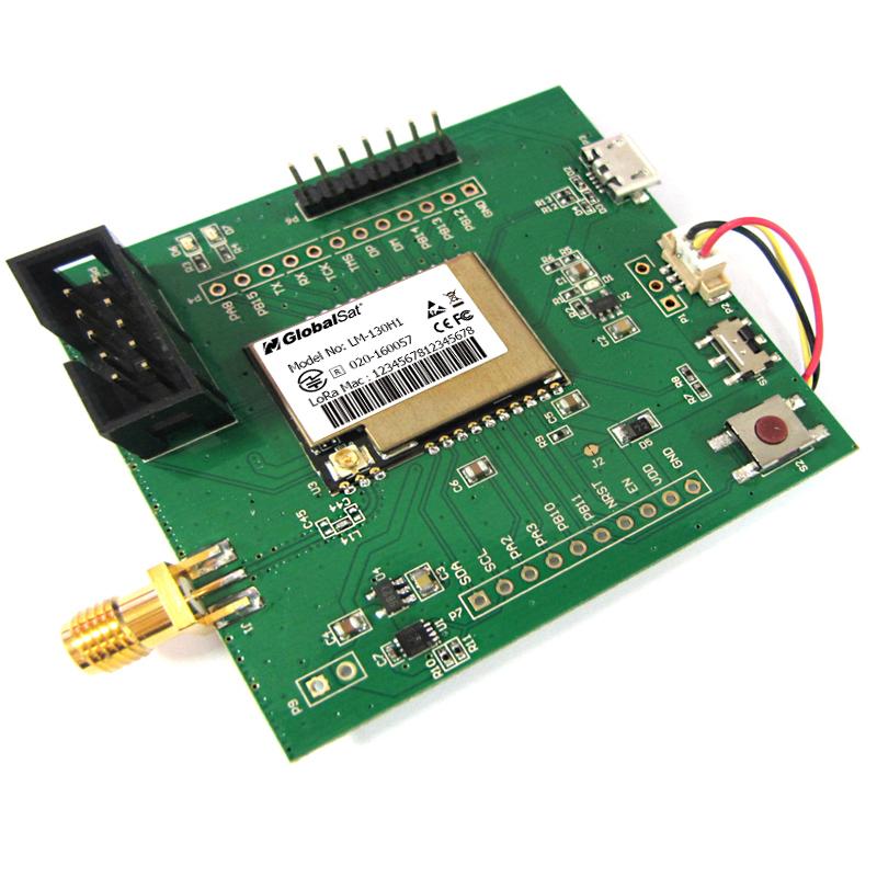 mPCIe Tx/Rx Adaptor for LoRaWAN™, LD-11H - GlobalSat